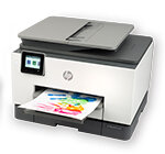 HP-Drucker Meldung
