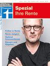 Finanztest Spezial Ihre Rente: Gute Planung bringt mehr Rente