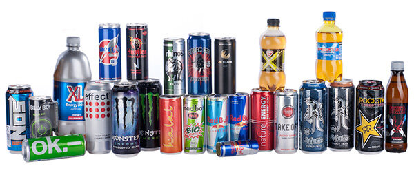 Energy Drinks Meldung