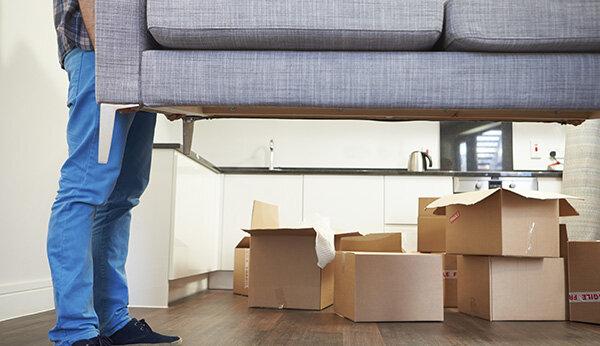 umzug richtig organisieren stressfrei in die neue wohnung special stiftung warentest. Black Bedroom Furniture Sets. Home Design Ideas