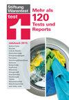 test Jahrbuch 2015: Mehr als 120 Tests und Reports