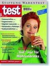 Heft 03/2000 Tomaten- und Karottensäfte: Rote Drinks im grünen Bereich?