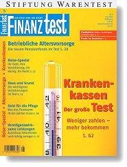 Heft 05/2005 Gesetzliche Krankenkassen: 162 Angebote im Test