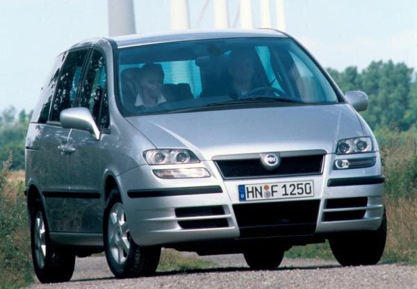 Fiat Ulysse Hauptbild