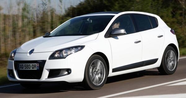 Renault Megane Hauptbild