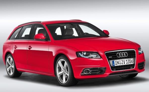 Audi A4 Avant Hauptbild