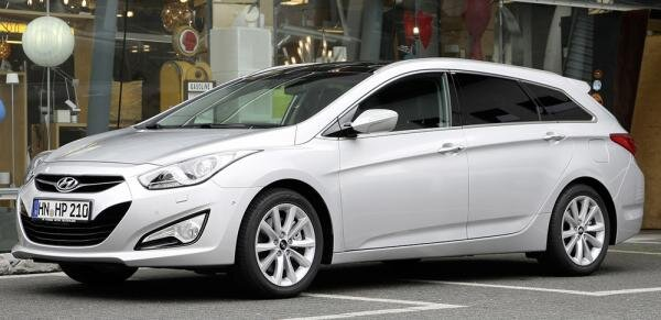 Hyundai i40 Wagon Hauptbild