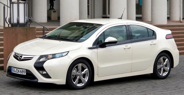 Opel Ampera Hauptbild