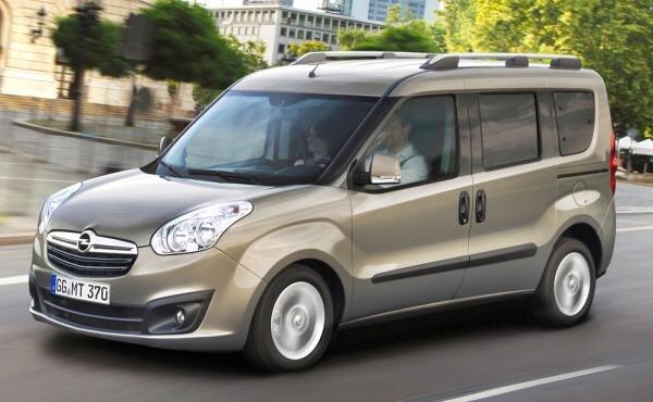 Opel Combo Combi Hauptbild