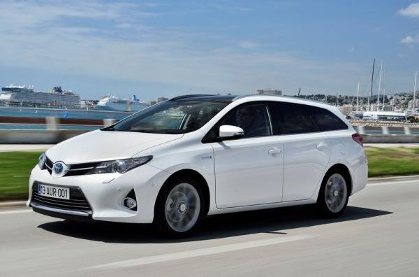 Toyota Auris Touring Sports Hauptbild