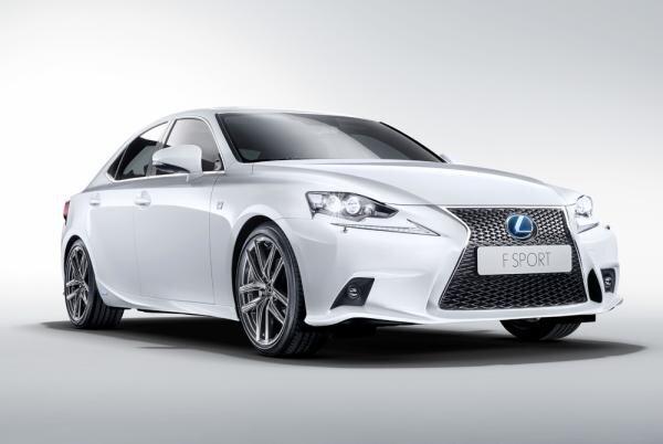 Lexus IS Hauptbild