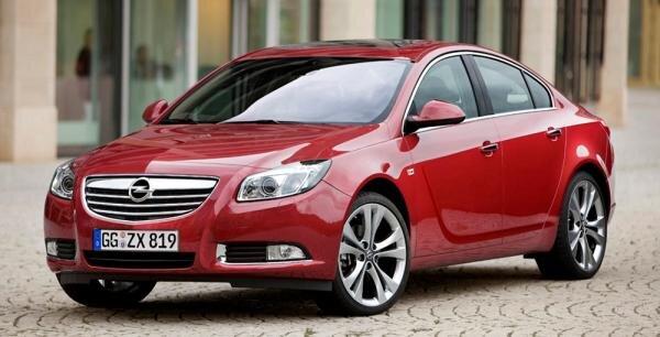 Opel Insignia (4türig) Hauptbild