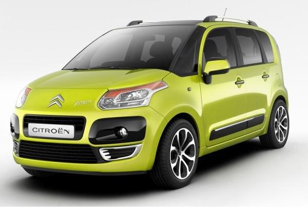 Citroën C3 Picasso Hauptbild