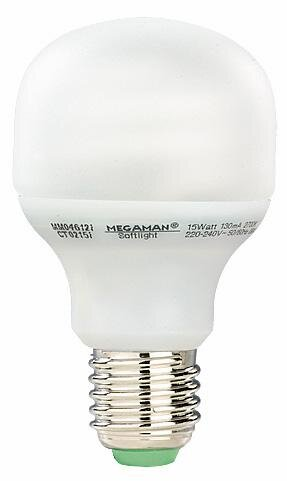 Megaman Softlight CT0215i, 15 Watt Hauptbild