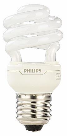Philips Tornado Turbo Energy Saver, 12 Watt Hauptbild