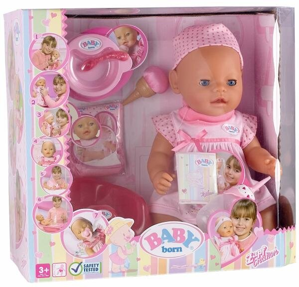 Zapf Creation Baby born Hauptbild