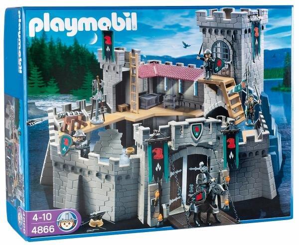 Playmobil Raubritterburg Hauptbild