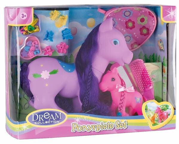Woolworth / Dream collection Ponyspiele Set Hauptbild