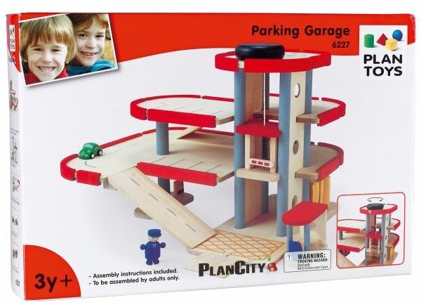 Plantoys Parkhaus Hauptbild