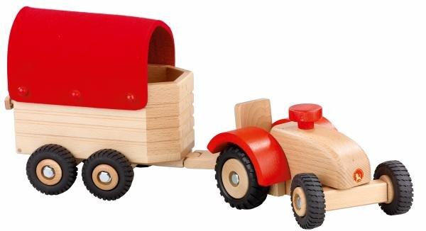 Ostheimer Traktor und Pferdeanhänger Hauptbild
