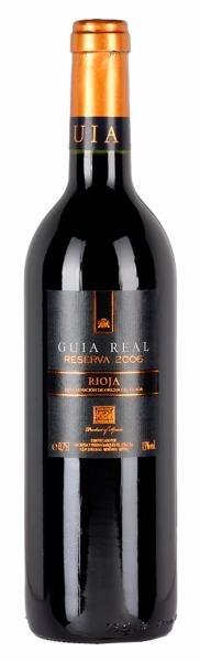 Aldi (Süd)/Guia Real Reserva 2006 Rioja Hauptbild