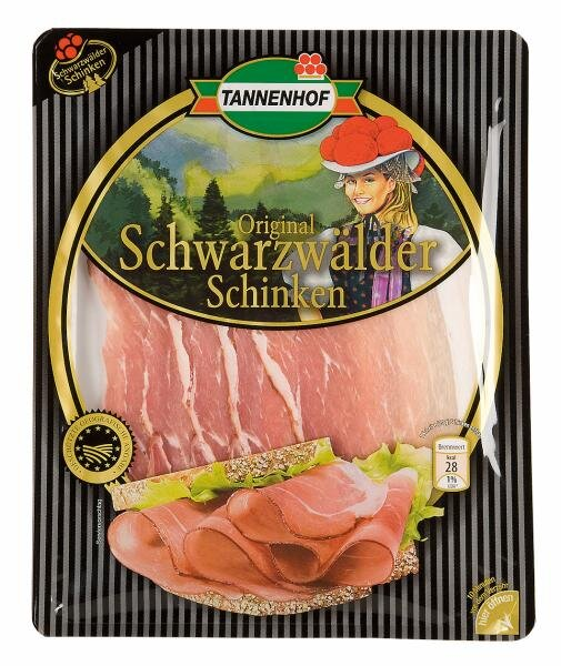 Tannenhof Original Schwarzwälder Schinken Hauptbild