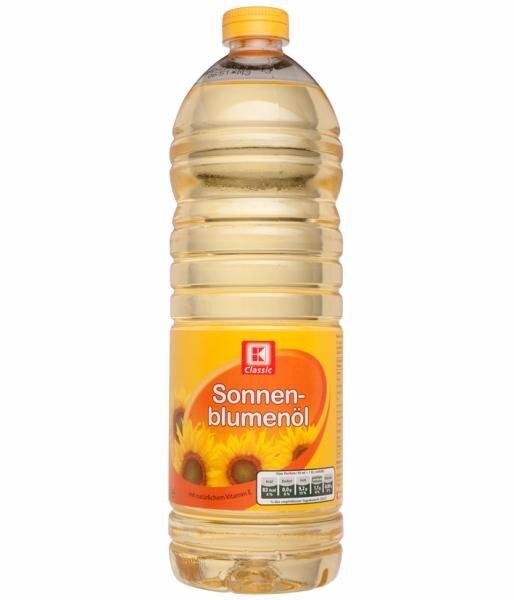 Kaufland/K Classic Sonnenblumenöl Hauptbild