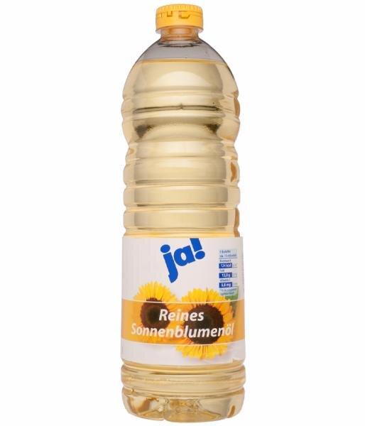 Rewe/Ja! Reines Sonnenblumenöl Hauptbild
