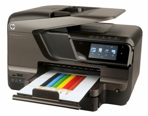 HP Officejet Pro 8600 Plus e-All-in-One (N911G) Hauptbild