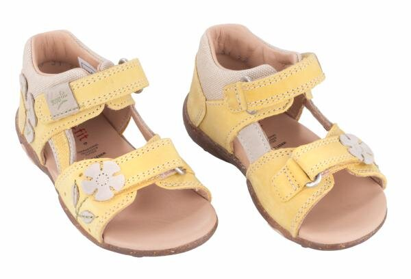 Legero Superfit Sandalen (Mädchen) gelb Art.-Nr. 0/ 093 31 Hauptbild