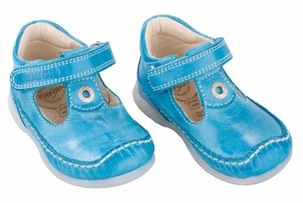 Primigi Kinderschuhe (unisex) blau Art.-Nr. ITALO 1-E8107477 Hauptbild