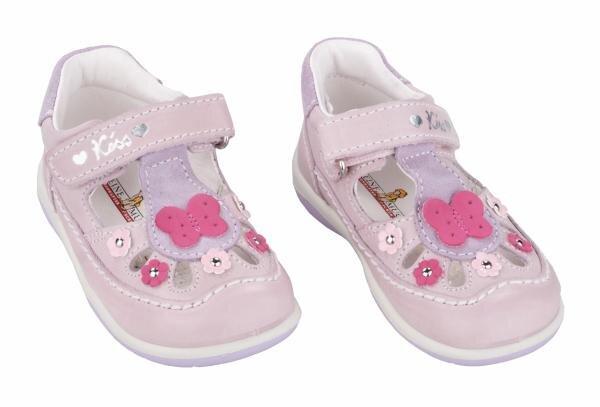 Der kleine Muck Kinderschuhe (Mädchen) rosa Art.-Nr. BS 82351 Hauptbild