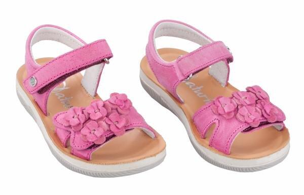 Naturino Sandale (Mädchen) pink Art.-Nr. 5651 Hauptbild