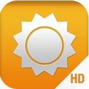 AccuWeather iOS Hauptbild