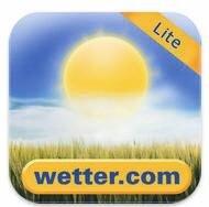 Wetter.com iOS Hauptbild