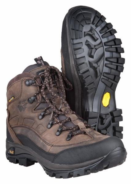 Jack Wolfskin Solid Trail Texapore Men Hauptbild