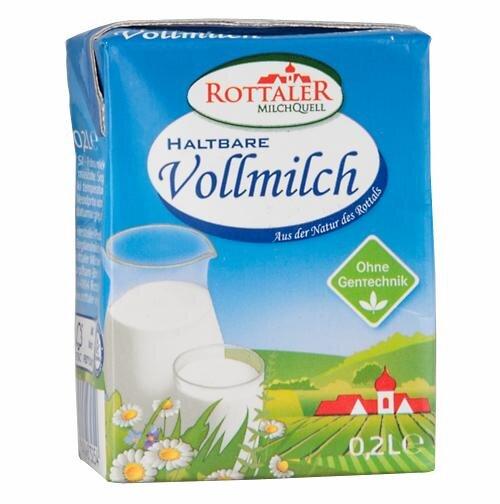 Rottaler Milchquell Haltbare Vollmilch Hauptbild
