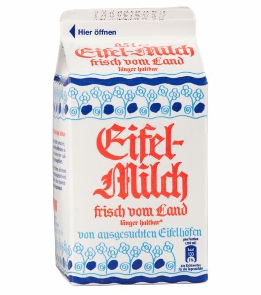 Tuffi Eifel-Milch frisch vom Land Hauptbild