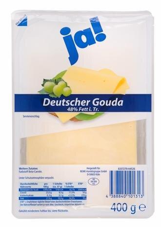Rewe/ja! Deutscher Gouda Hauptbild