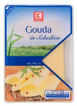 Kaufland/K-Classic Gouda in Scheiben Hauptbild