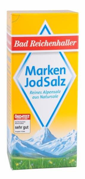 Bad Reichenhaller Marken Jodsalz Hauptbild