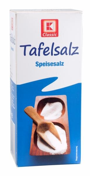 Kaufland/K-Classic Tafelsalz Hauptbild