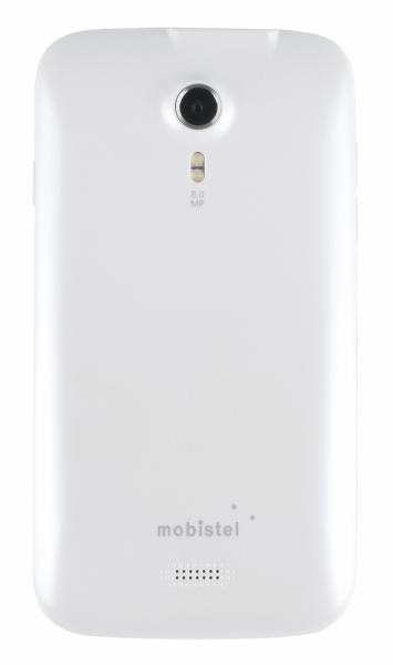 Mobistel Cynus F5 Rückseite