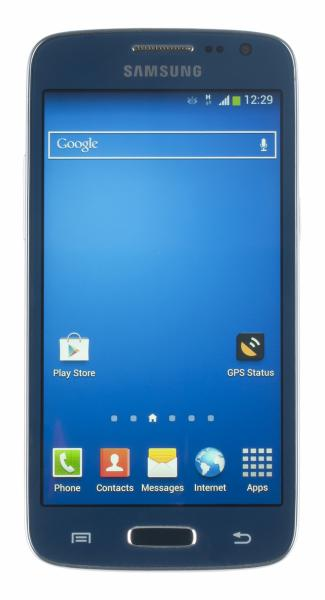 Samsung Galaxy Express II (SM-G3815) Hauptbild
