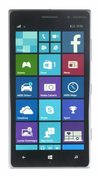 Nokia Lumia 830 Hauptbild