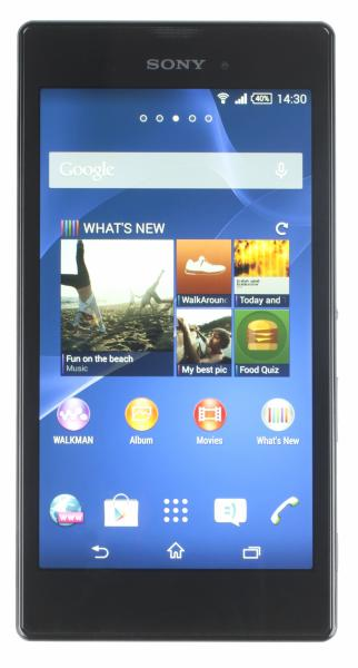 Sony Xperia Style Hauptbild