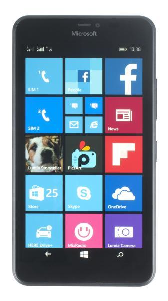 Microsoft Lumia 640 XL LTE Dual Sim Hauptbild