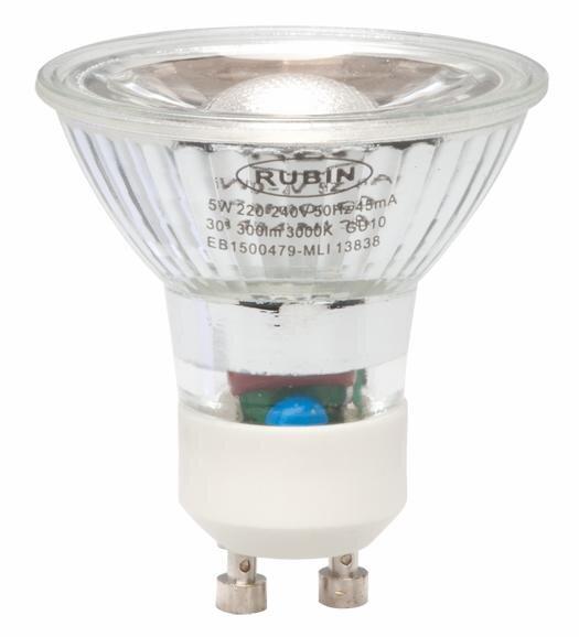 Rossmann / Rubin LED Reflektor Hauptbild