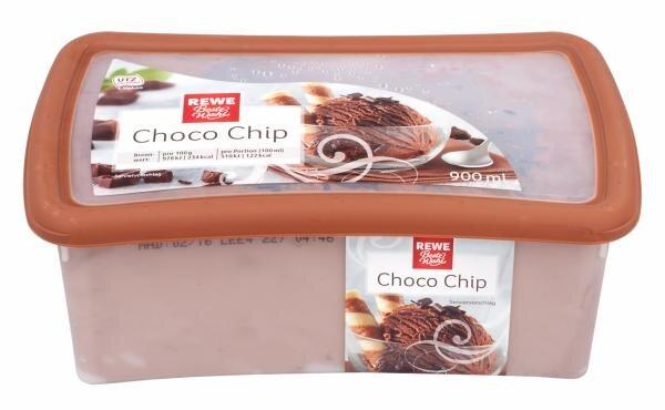 Rewe Beste Wahl Choco Chip Hauptbild