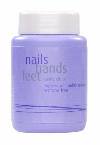 Douglas / nails hands feet easily clean express nail polish remover acetone free Hauptbild
